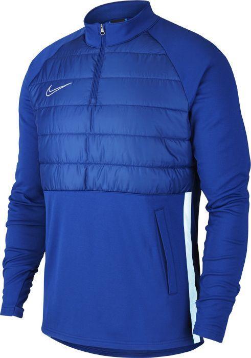 Nike Bluza męska Dri-Fit Academy niebieska r. S (BQ7473-455) 1