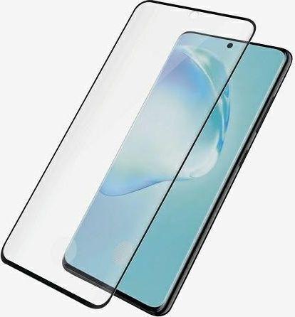PanzerGlass Szkło hartowane do Samsung S20 Case Friendly Black (7228) 1