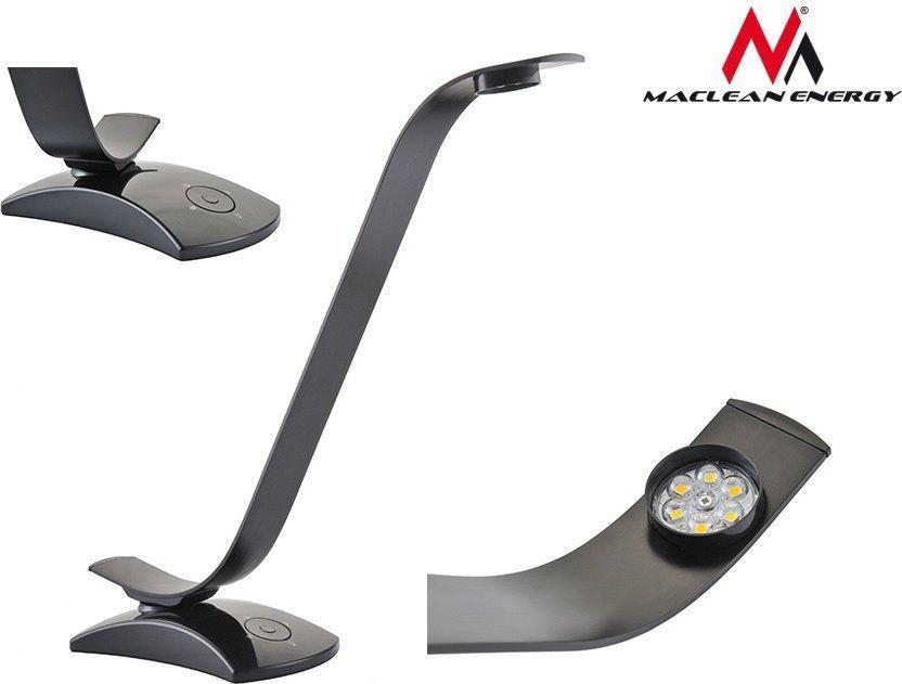 Lampka biurkowa Maclean tak czarna (MCE110) 1