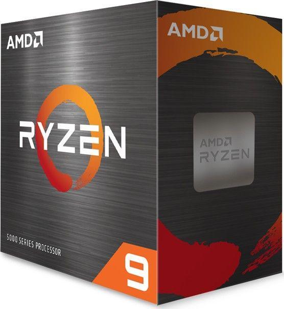 Procesor AMD Ryzen 9 5900X, 3.7GHz, 64 MB, BOX (100-100000061WOF) 1