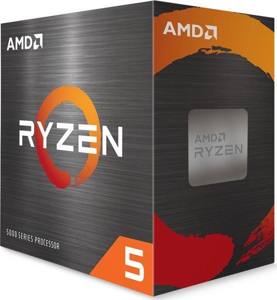 Procesor AMD Ryzen 5 5600X, 3.7GHz, 32 MB, BOX (100-100000065BOX) 1