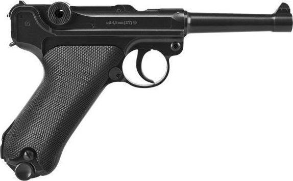 Umarex Wiatrówka - Pistolet Legends P.08 kal. 4,5mm BB 1