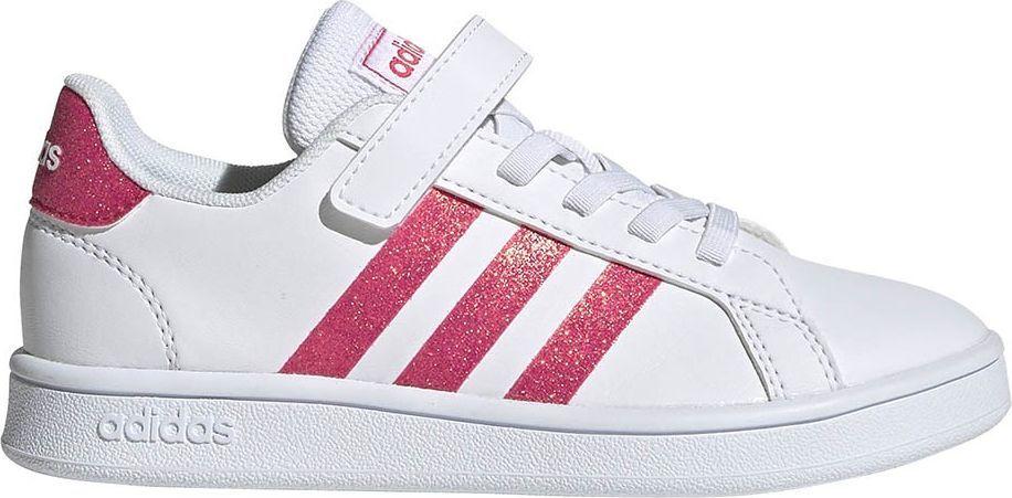 Adidas Buty adidas Grand Court K Jr EG3811 30 1
