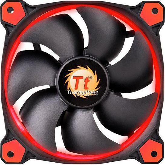 Wentylator Thermaltake Riing 14 LED Czerwony (CL-F039-PL14RE-A) 1