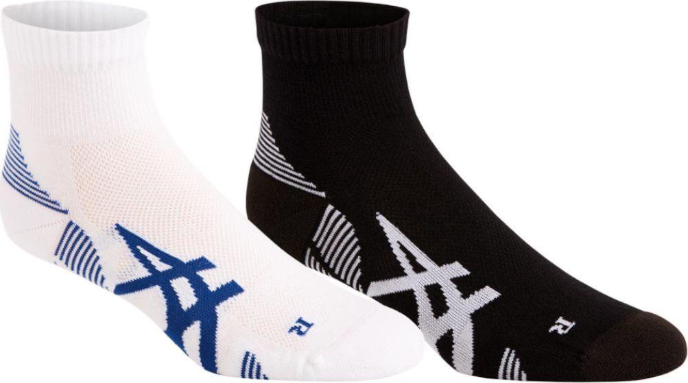 Asics Asics 2PPK Cushioning Sock 3013A238-002 białe 39-42 1