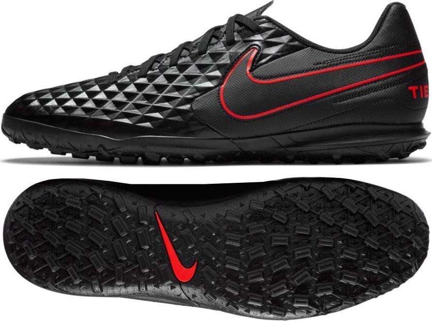 Nike Buty Nike Tiempo Legend 8 Club TF AT6109 060 AT6109 060 czarny 42 1/2 1