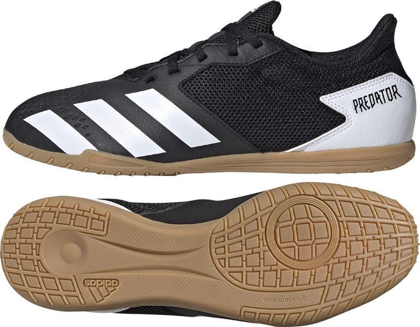 Adidas Buty adidas Predator 20.4 IN SALA FW9206 FW9206 czarny 46 2/3 1