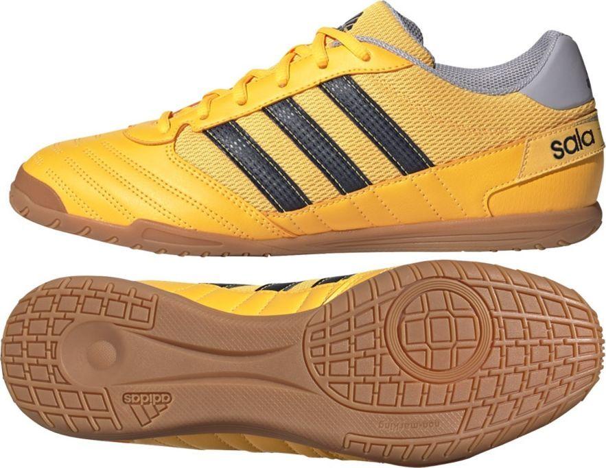 Adidas Buty adidas Super Sala IN FX6757 FX6757 żółty 39 1/3 1