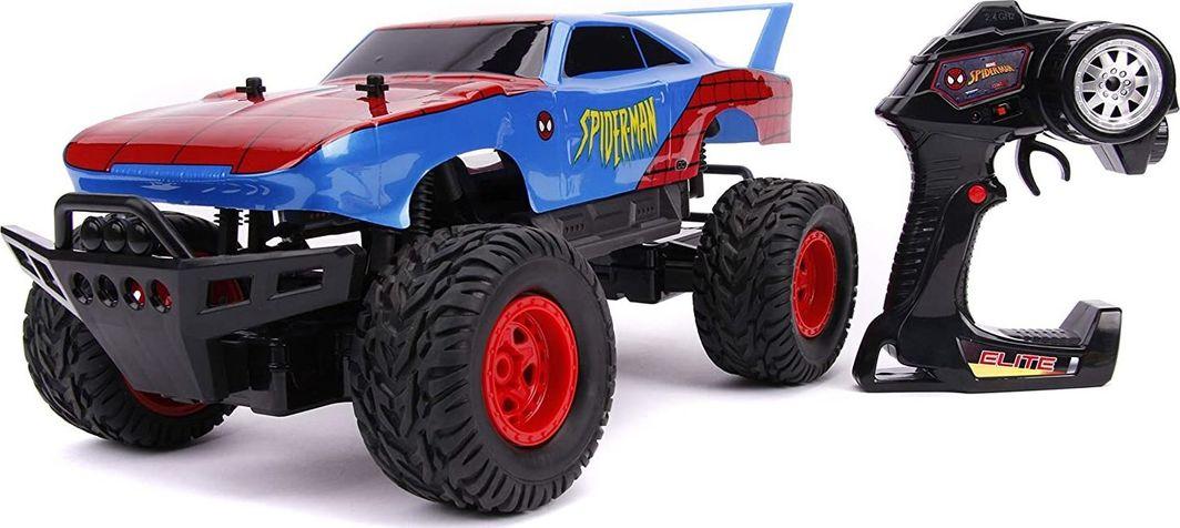 Dickie Auto na radio Marvel Spiderman Daytona (253229000) 1