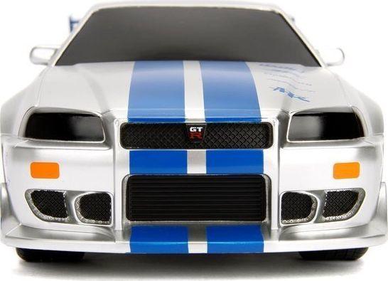 Dickie Auto na radio Fast&Furious Szybcy i wściekli Nissan Skyline GTR (253206007) 1