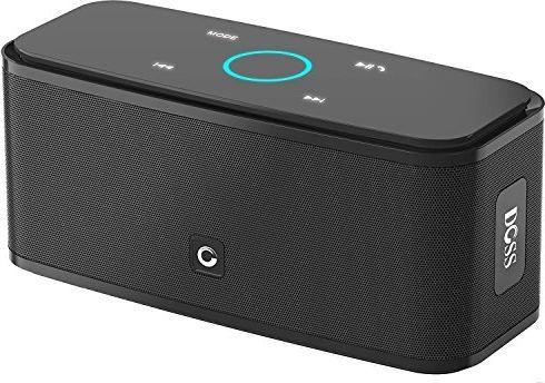 Głośnik Doss DOSS Soundbox przenośny Głośnik Bluetooth V4.0 Subbass Mocny 12 W z czułym na dotyk [czarny] 1