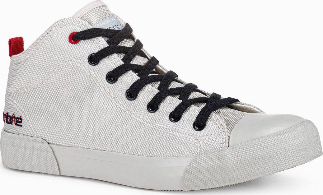 Ombre Buty męskie białe r. 42 (T356) 1