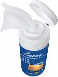 MediaRange Ściereczki do czyszczenia ekranu - 100 sztuk (MR720) 1