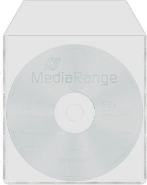 MediaRange koperta na CD/DVD, 50 sztuk (BOX64) 1