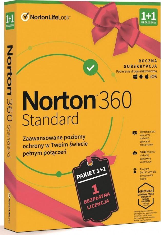 NORTON 360 Standard PL 1+1 (21411368) 1