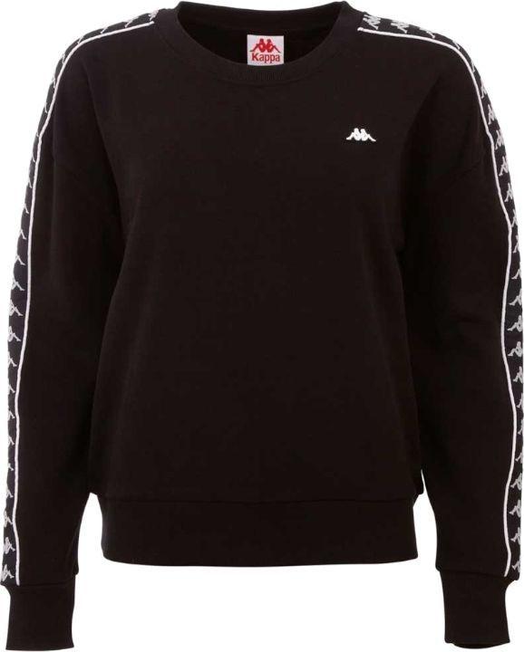 Kappa Kappa Hanka Women Sweatshirt 308004-19-4006 czarne XS 1