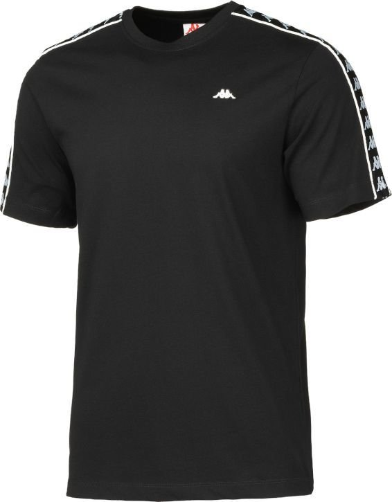Kappa Kappa Hanno T-Shirt 308011-19-4006 czarne L 1
