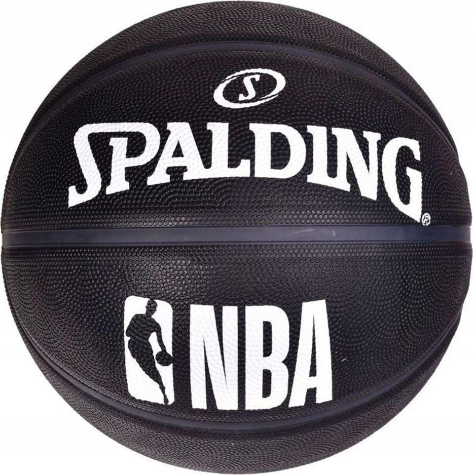 Spalding Spalding NBA Ball 83969Z czarne 7 1