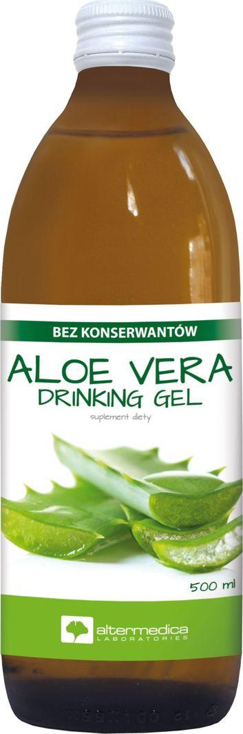 ALTER MEDICA Aloe Vera Drinking Gel 1000Ml 1