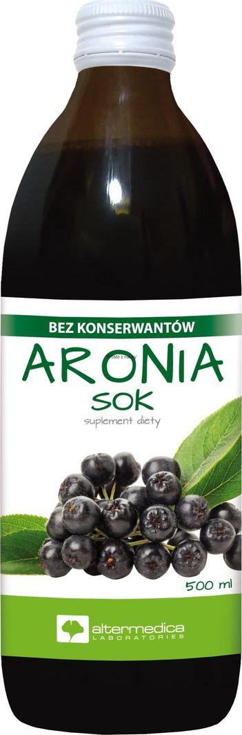 ALTER MEDICA Sok Aronia 500 Ml 1