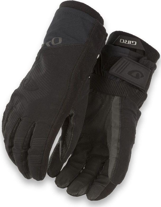 Giro Rękawiczki zimowe GIRO PROOF długi palec black roz. XXL (obwód dłoni od 267 mm / dł. dłoni od 211 mm) (NEW) 1