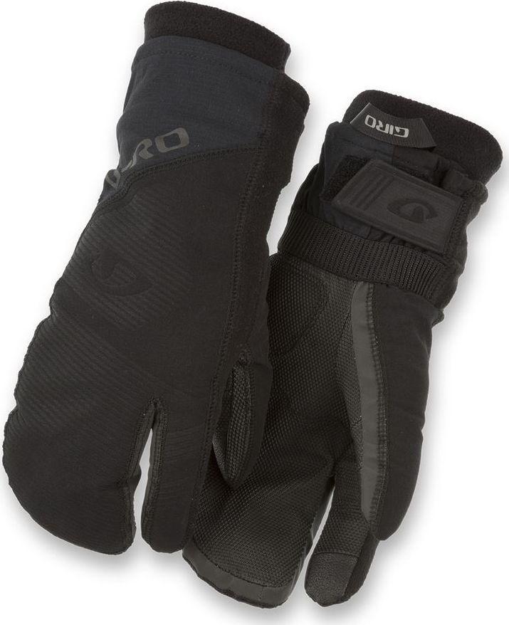 Giro Rękawiczki zimowe GIRO 100 PROOF długi palec black roz. XS (obwód dłoni do 178 mm / dł. dłoni do 174 mm) (NEW) 1