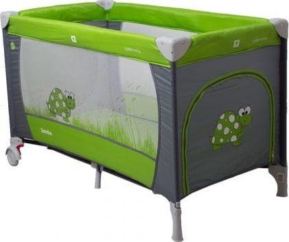 Coto Baby Łóżeczko turystyczne Samba Plus Green Coto Baby 1
