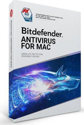 Bitdefender Antivirus for Mac 3 urządzenia 36 miesięcy  (2_17334) 1