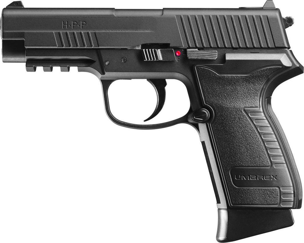 Umarex Wiatrówka - Pistolet Umarex HPP kal.4,5mm 1