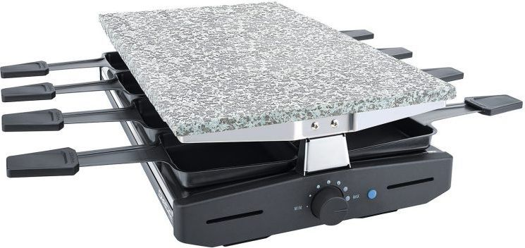 Grill elektryczny Steba Kamienny Raclette RC 48 1200W (634800) 1