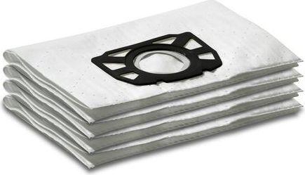 Worek do odkurzacza Karcher Fizelinowe torebki filtracyjne, 4 sztuki (6.904-413.0) 1