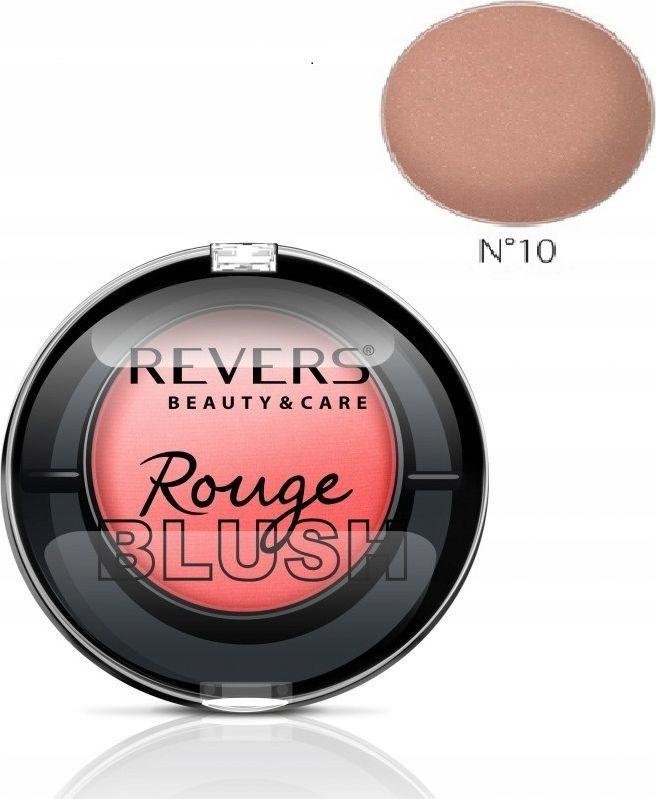 REVERS Revers róż do policzków rouge blush nr 10 1