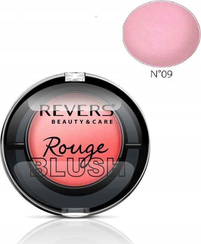 REVERS Revers róż do policzków rouge blush nr 09 1