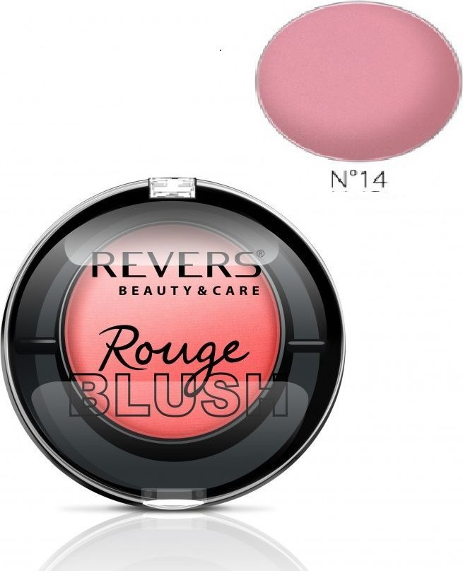 REVERS Revers róż do policzków rouge blush nr 14 1