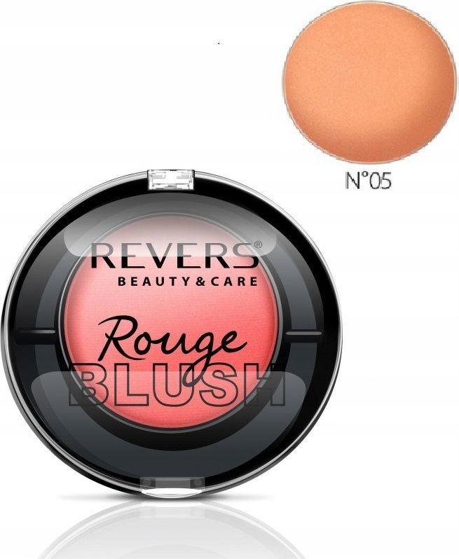 REVERS Revers róż do policzków rouge blush nr 05 1