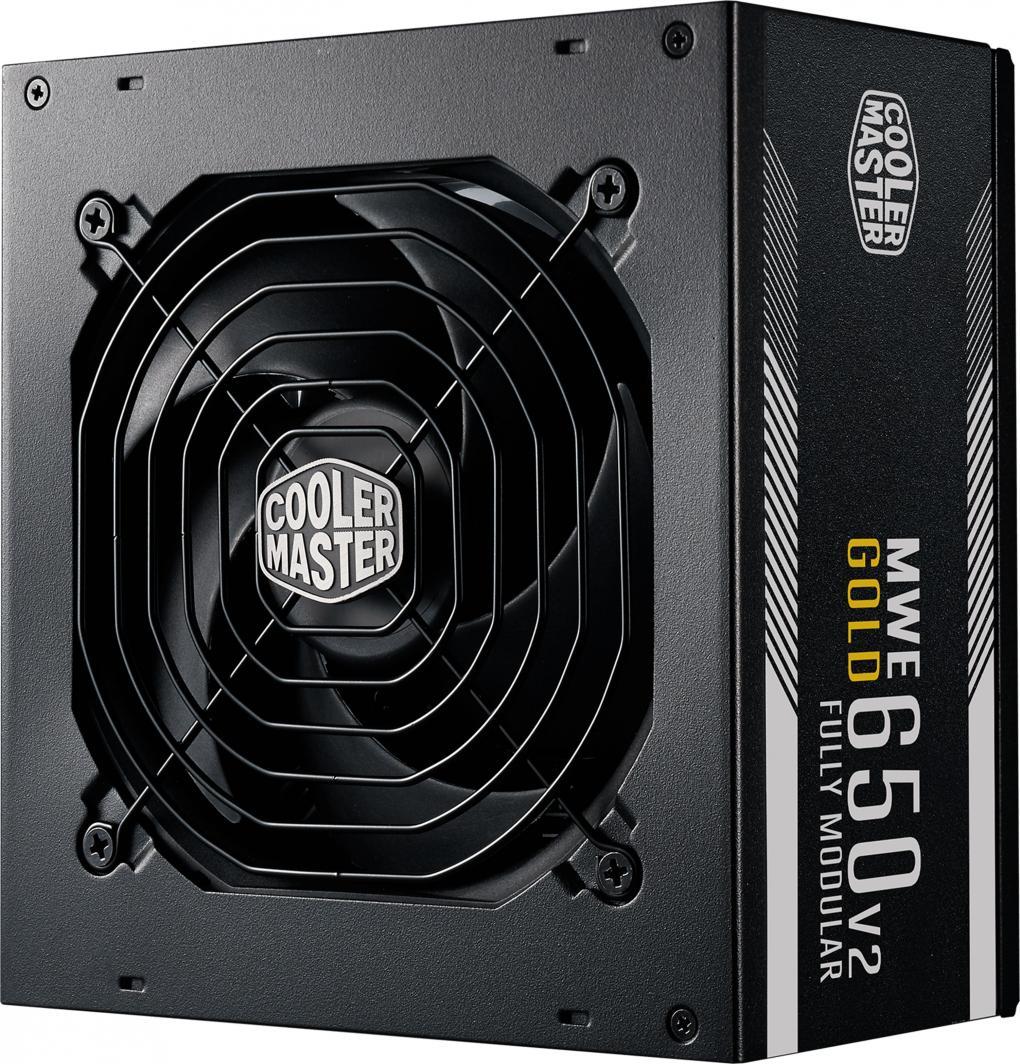 Zasilacz Cooler Master MWE Gold V2 650W (MPE-6501-AFAAG-EU) 1