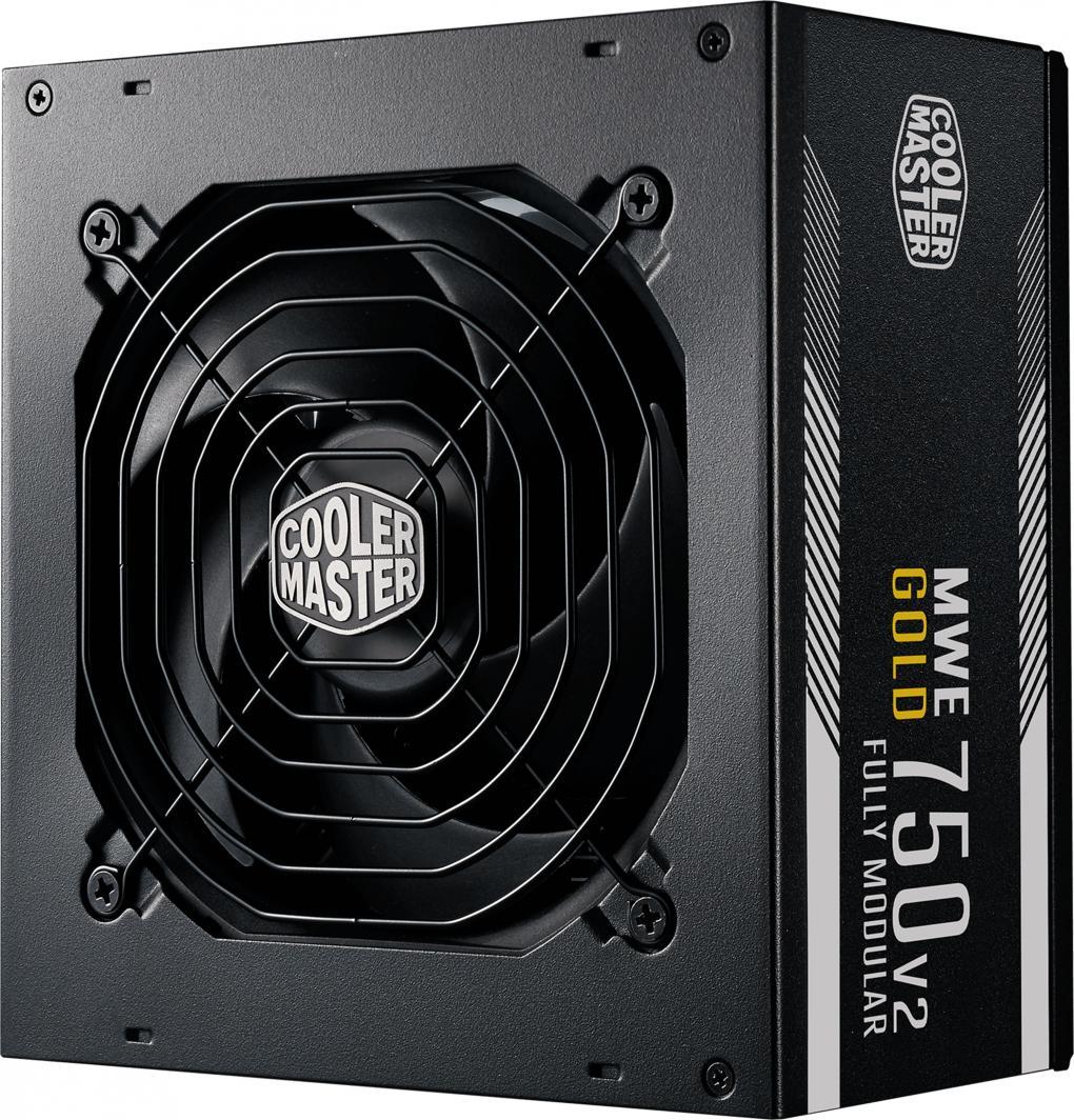 Zasilacz Cooler Master MWE Gold V2 750W (MPE-7501-AFAAG-EU) 1