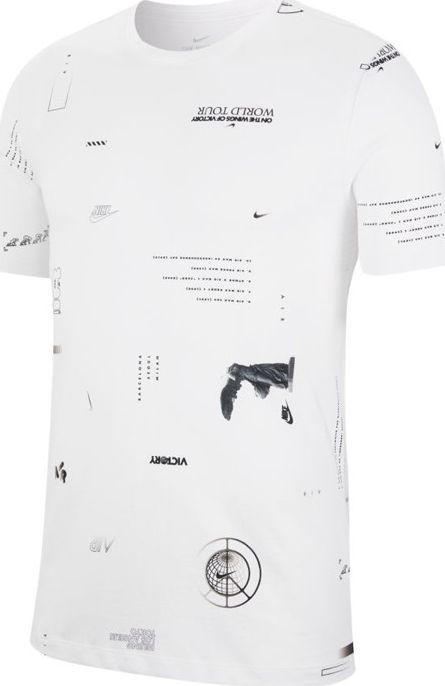 Nike Nike NSW Tee Music t-shirt 100 : Rozmiar - XXL 1