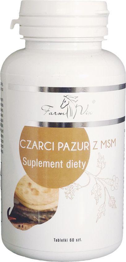 Farm-Vix Czarci Pazur Z Msm - 60 Tabletek - Farmvix 1