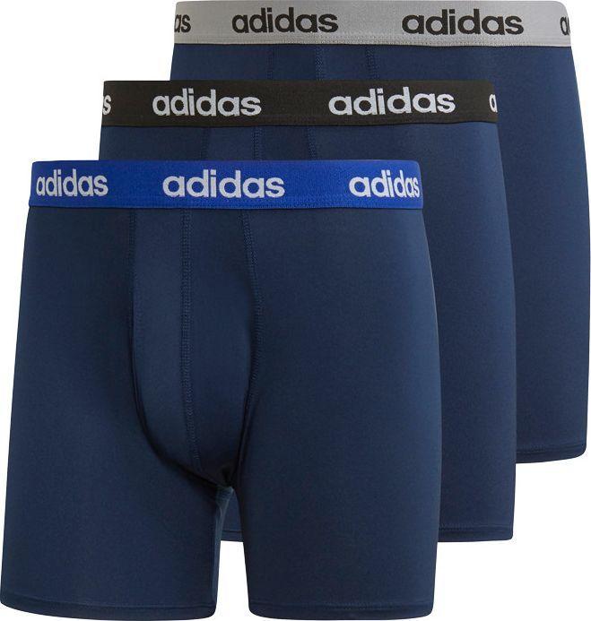 Adidas adidas Climacool Briefs 3Pac bokserki 397 : Rozmiar - M 1