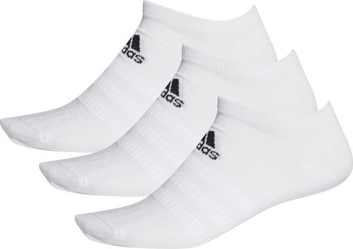 Adidas adidas Light Low-Cut 3Pak skarpety niskie 401 : Rozmiar - 46 - 48 1