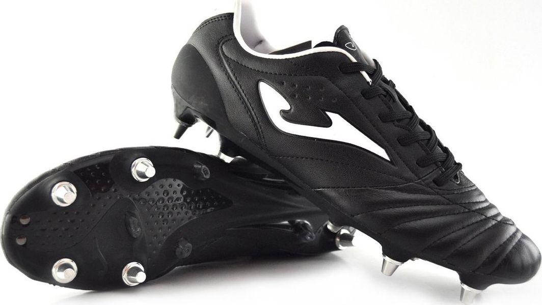 Joma Czarne buty piłkarskie wkręty Joma Aguila Pro 801 SG 42,5 1