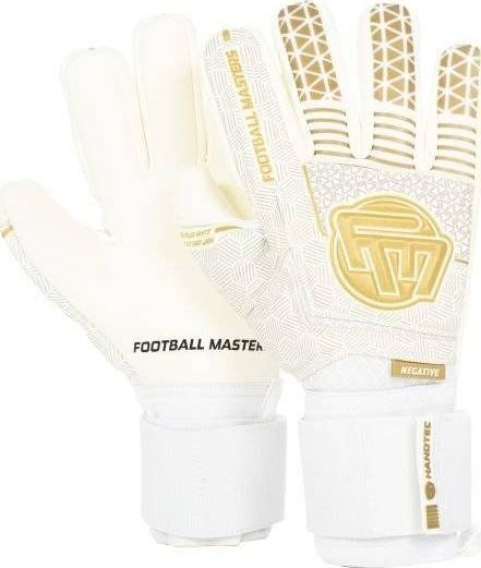 Football Masters VOLTAGE PLUS WHITE GOLD CONTACT GRIP 4 MM NC v 3.0 10 1