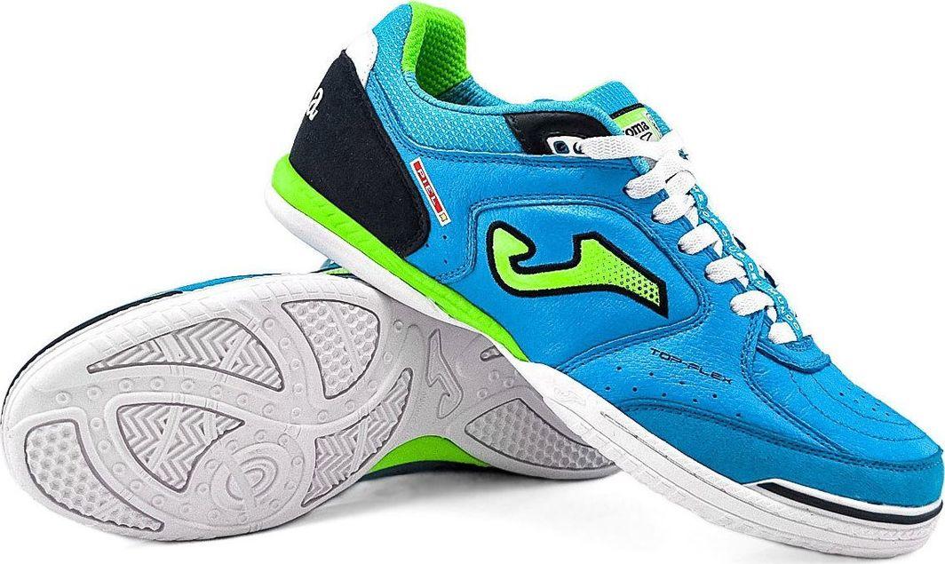 Joma Niebieskie buty piłkarskie na halę Joma Top Flex Inter Sala 44,5 1