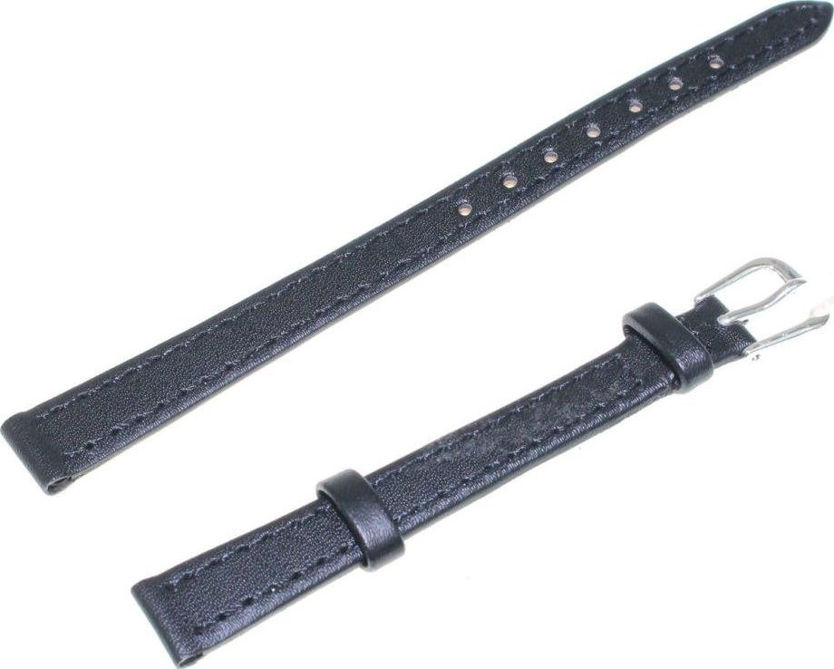 JVD Skórzany pasek do zegarka 10 mm JVD R17701-10P XL uniwersalny 1