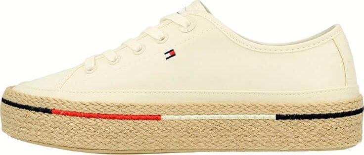 Tommy Hilfiger Tommy Hilfiger Platform Rope Sneakers - Tenisówki damskie na platformie 40 1