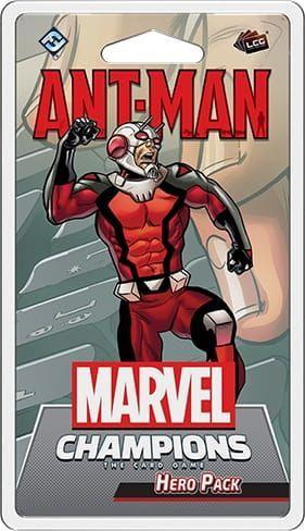 Fantasy Flight Games Marvel Champions: Ant-Man Hero Pack 1