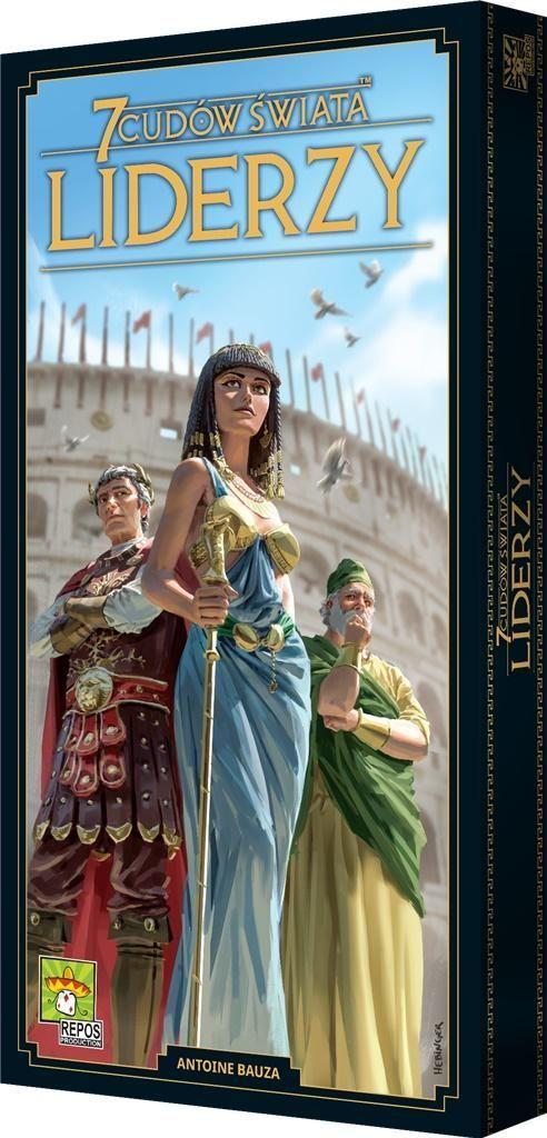 Rebel 7 cudów świata: Liderzy (nowa edycja) (GXP-744780) 1