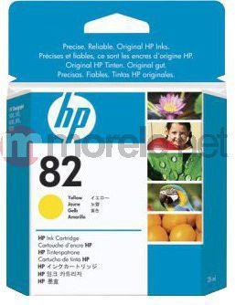 HP tusz C4913A nr 82 (yellow) 1