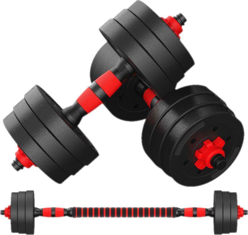 Mozos Zestaw hantli do ćwiczeń 2x20kg (MH40SET)  1